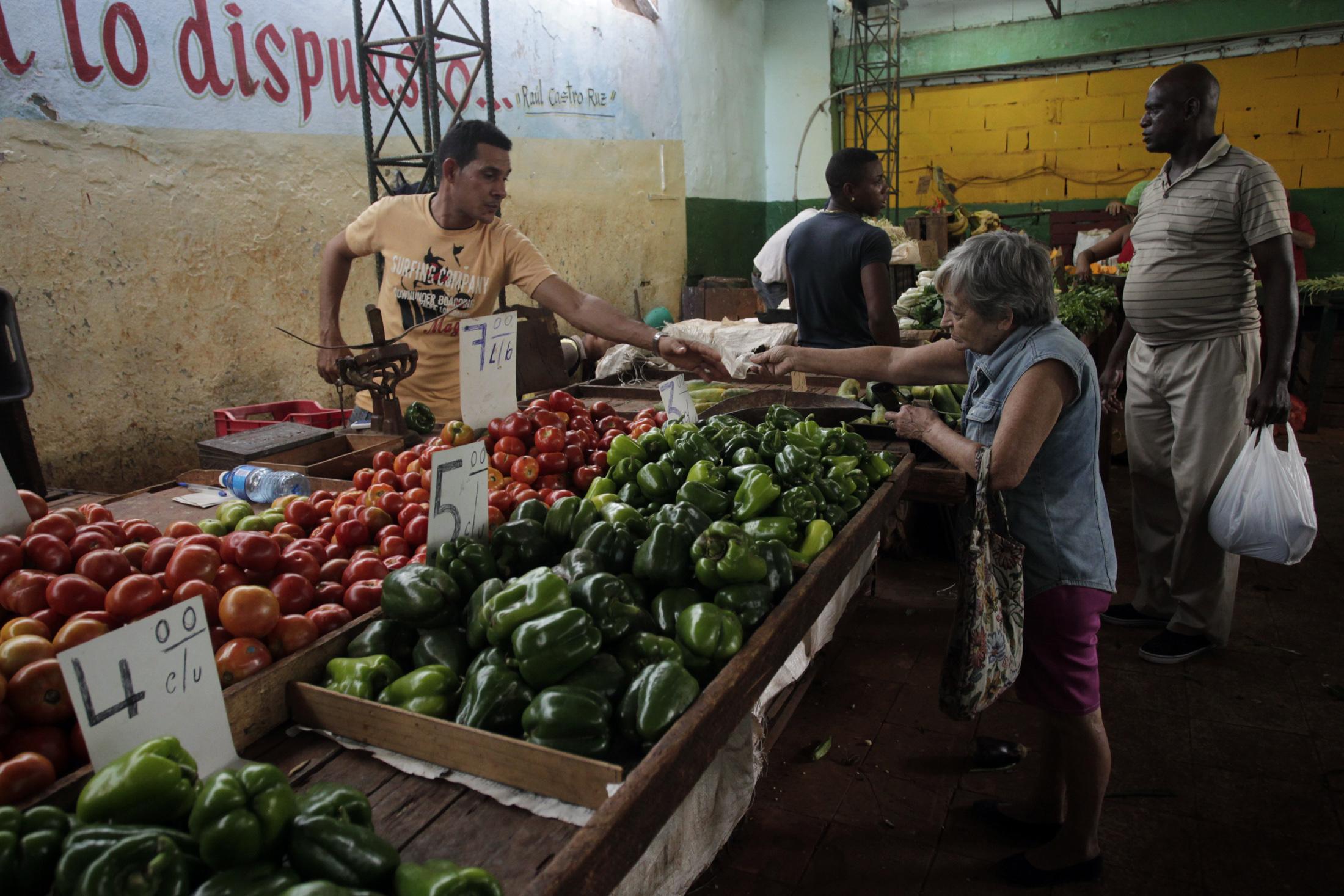 Agromercados Legal travel to Cuba